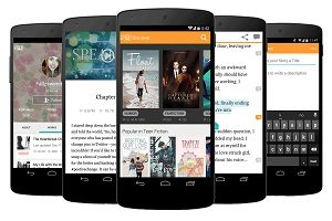 apps de libros android