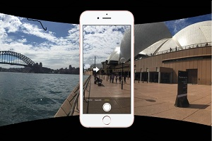 apps para hacer fotografías 360 grados