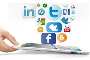 apps para redes sociales