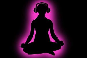 aplicaciones musica para meditar
