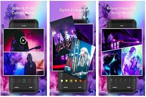 crear collage de videos