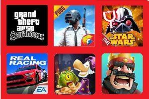 top 7 juegos mejor valorados android